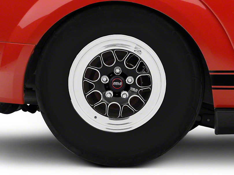 Weld Racing RTS S77 Black Anodized Wheel - 15x10 (05-14 All)