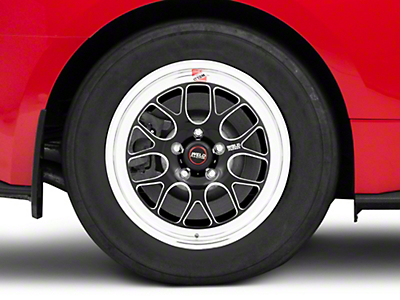 Weld Racing RTS S77 Black Anodized Wheel - 17x10 (15-17 All)