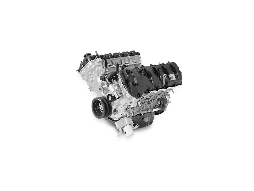 Ford Performance GEN 2 5.0L Coyote Long Block (15-17 GT)