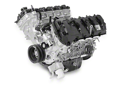 Ford Performance 5.0L Coyote Long Block (15-17 GT)