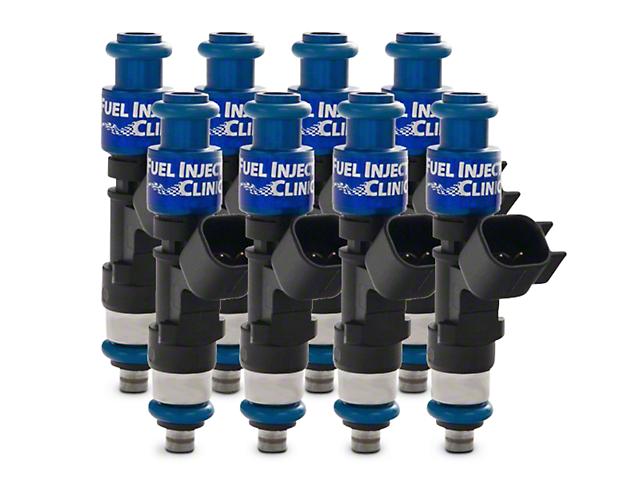 Fuel Injector Clinic High-Z Impedance Fuel Injectors - 650cc (99-04 Cobra; 05-20 GT; 15-20 GT350, GT500)