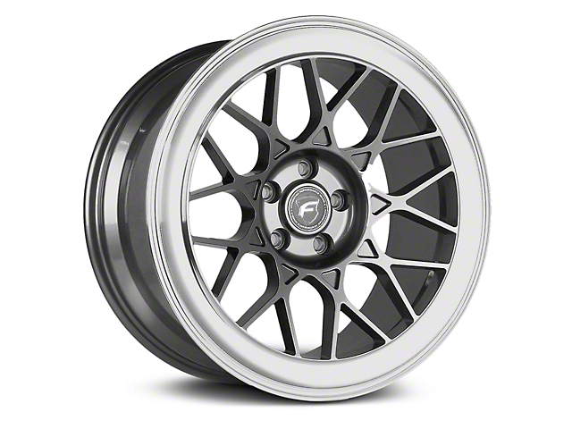 Forgestar S18 Gunmetal Machined Wheel - 19x10 (15-18 All)