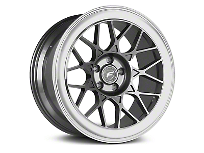 Forgestar S18 Gunmetal Machined Wheel - 19x10 (15-17 All)