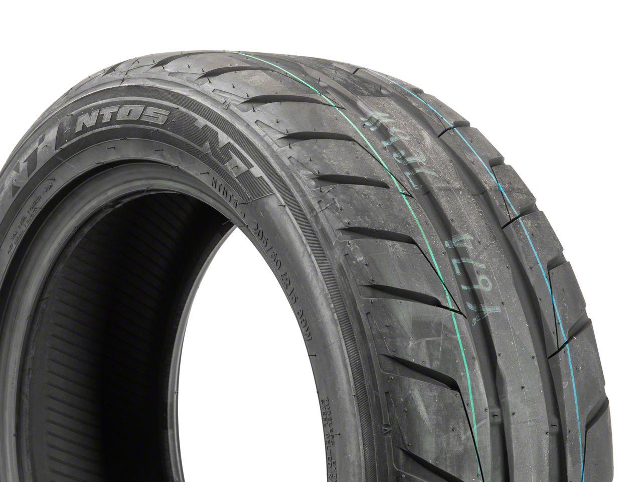 NITTO NT05 Max Performance Tire - 295/35R18