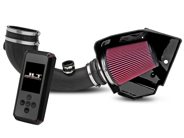 Airaid Race Cold Air Intake and BAMA Rev-X Tuner (2010 GT)