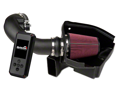Airaid Race Cold Air Intake & Bama Rev-X Tuner (11-14 GT)
