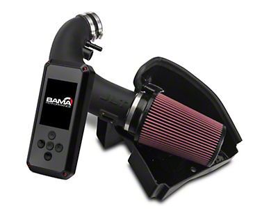 JLT Cold Air Intake and Bama Rev-X Tuner (11-14 GT)