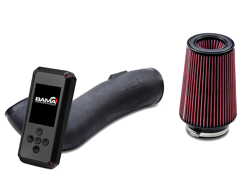 JLT Series 3 Cold Air Intake and BAMA Rev-X Tuner (05-09 GT)