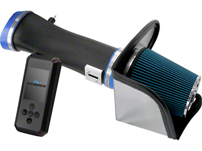 Steeda Cold Air Intake And BAMA Rev-X Tuner (07-09 GT500)