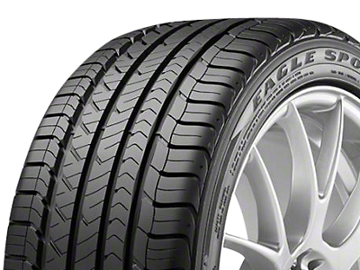 Goodyear Eagle Sport A/S Tire (17 in., 18 in., 19 in., 20 in.)