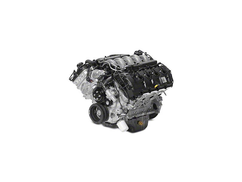 Ford Performance Coyote 5.0L 4V 435 HP Crate Engine (15-17 GT w/ Automatic Transmission)