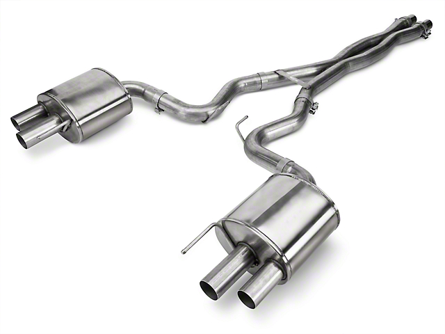 Corsa Xtreme 3 in. Cat-Back Exhaust (15-18 GT350)