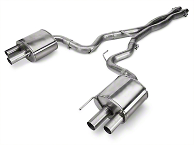 Corsa Xtreme 3 in. Cat-Back Exhaust (15-17 GT350)