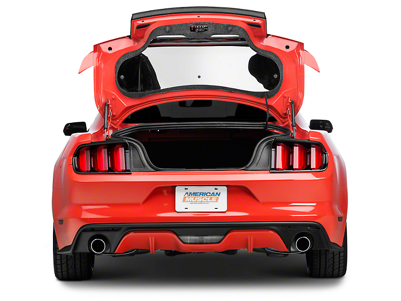 ACC Polished Trunk Lid Panel (15-18 Fastback)