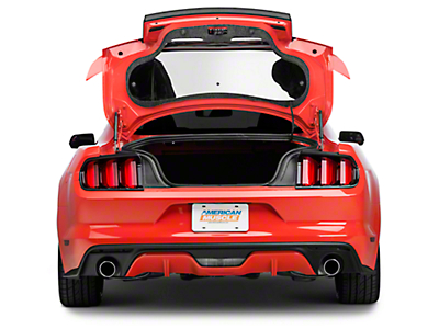 ACC Polished Trunk Lid Panel (15-17 Fastback)