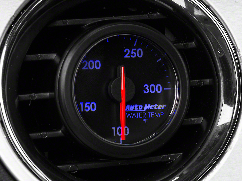 Auto Meter AirDrive Water Temperature Gauge (96-18 All)