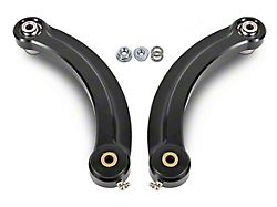 BMR Rear Upper Control Arm Camber Links w/ Delrin Bearings - Black (15-20 All)