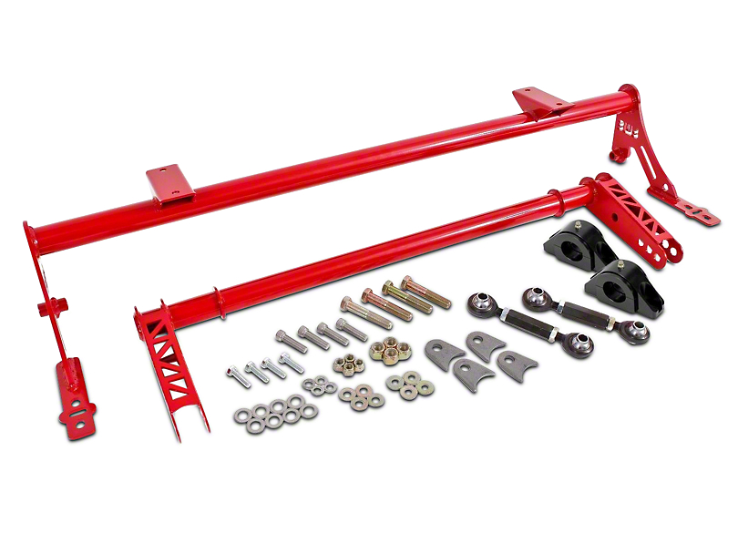 BMR Xtreme Anti-Roll Bar Kit - Red - Rear (05-14 All)