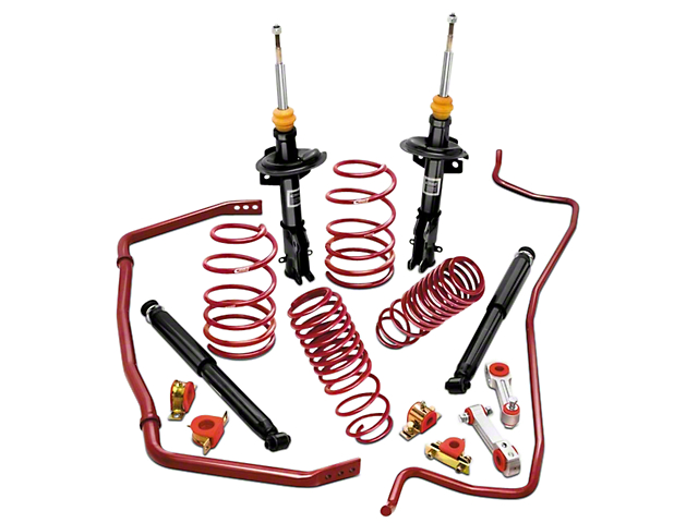 Eibach Sport-System-Plus Suspension Kit (07-10 GT500 Coupe)