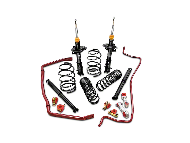Eibach Pro-System-Plus Suspension Kit (11-12 GT500 Coupe)
