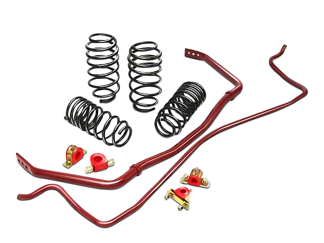 Eibach Pro-Plus Suspension Kit (11-12 GT500 Coupe)
