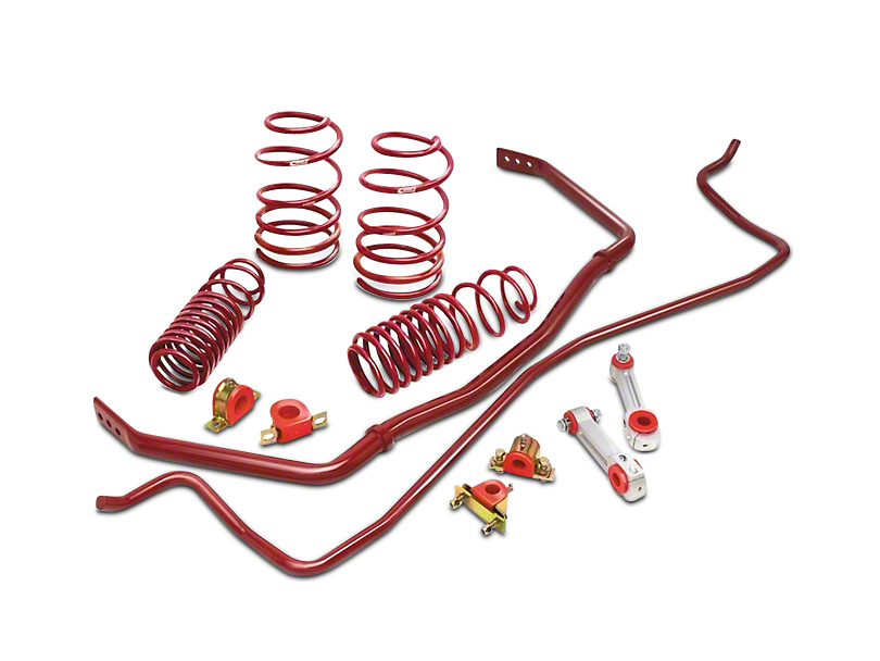 Eibach Sport-Plus Suspension Kit (05-09 V6)