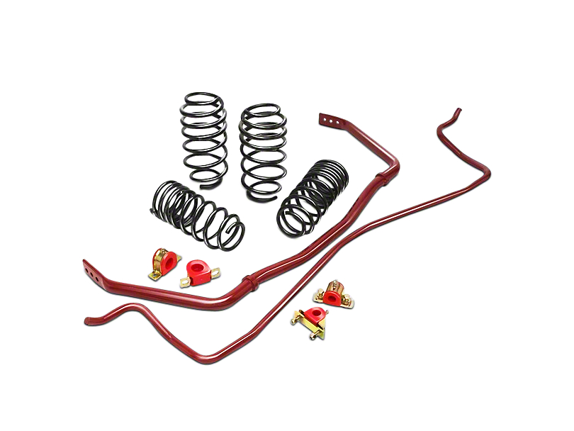 Eibach Pro-Plus Suspension Kit (05-10 GT; 2010 V6)