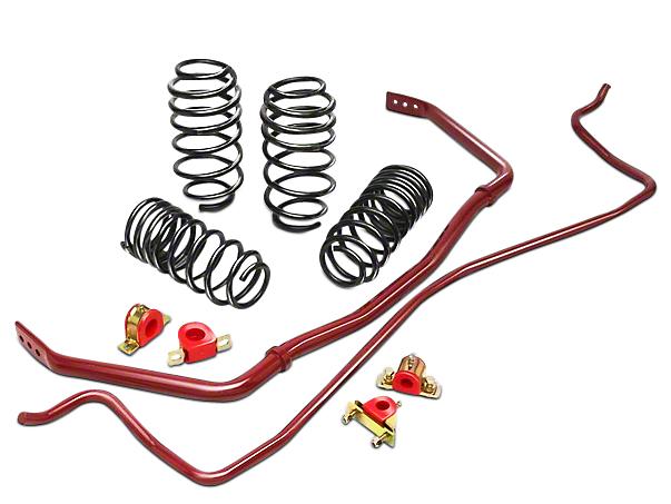Eibach Pro-Plus Suspension Kit (05-10 GT; 2010 V6)