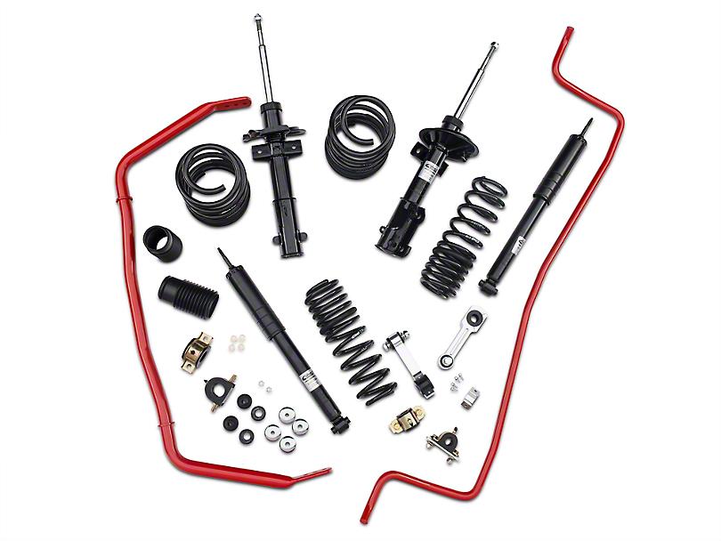 Eibach Pro-System-Plus Suspension Kit w/ Rear Sway Bar (05-10 GT; 2010 V6)