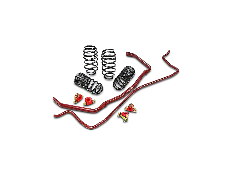 Eibach Pro-Plus Suspension Kit w/ Adjustable Rear Sway Bar (11-14 GT, V6)