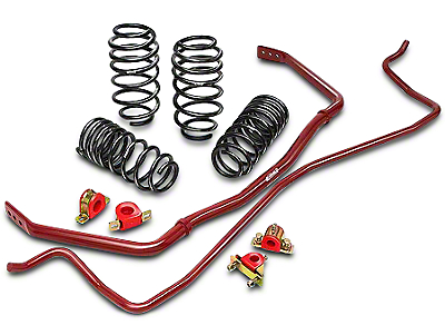 Eibach Pro-Plus Suspension Kit w/ Adjustable Rear Sway Bar (11-14 GT, V6)