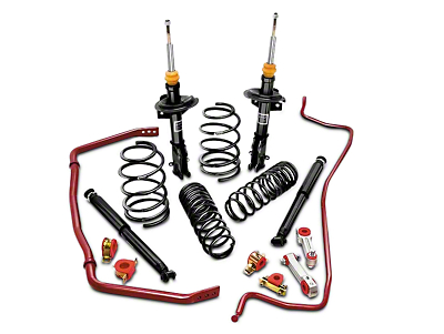 Eibach Pro-System-Plus Suspension Kit w/ Solid Rear Sway Bar (11-14 GT, V6)