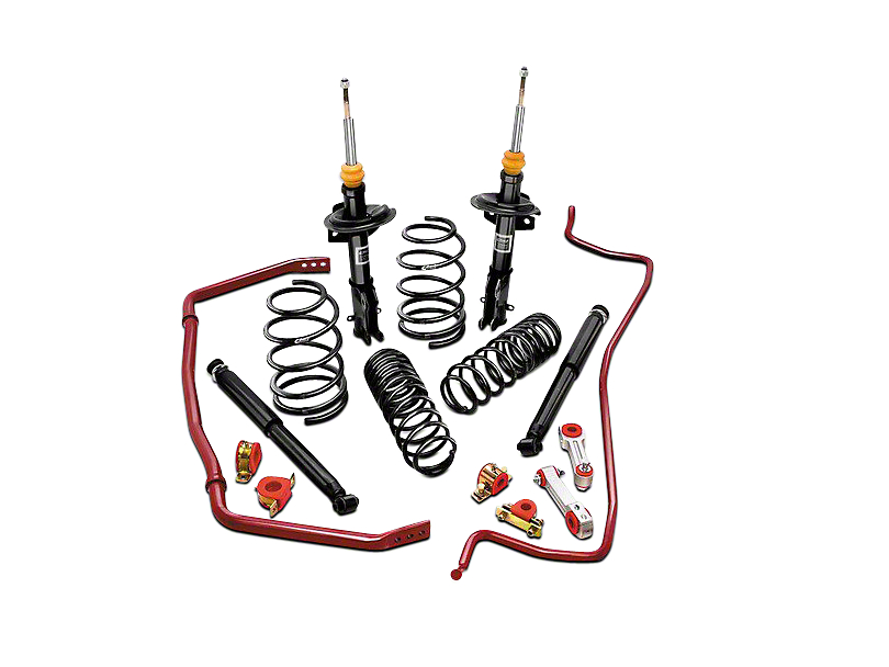 Eibach Pro-System-Plus Suspension Kit (83-93 V8 Convertible)
