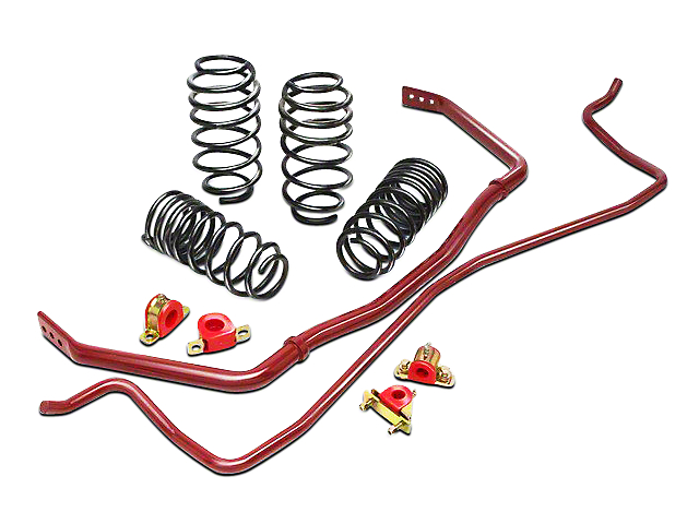 Eibach Pro-Plus Suspension Kit (83-93 V8 Convertible)