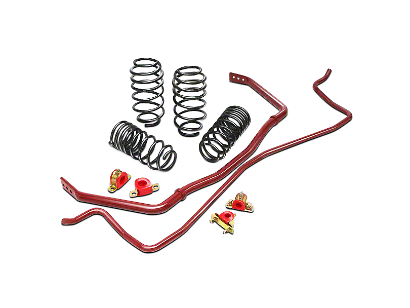 Eibach Pro-Plus Suspension Kit (79-93 V8 Coupe)
