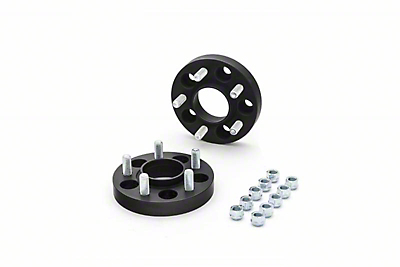 Eibach Pro-Spacer Hubcentric Black Wheel Spacers - 30mm - Pair (15-17 All)