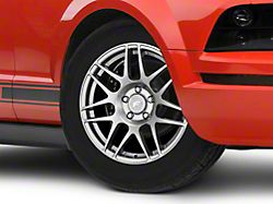 Forgestar F14 Drag Edition Gunmetal Wheel - 17x7 - Front Only (05-14 All, Excluding 13-14 GT500)