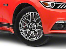 Forgestar F14 Drag Edition Gunmetal Wheel - 17x7 - Front Only (15-19 GT, EcoBoost, V6)