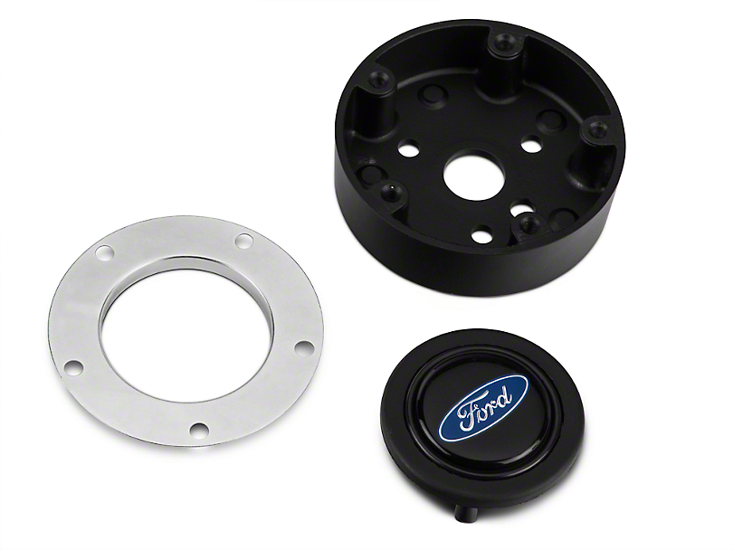 MMD Ford Logo Signature Horn Button (84-14 All)