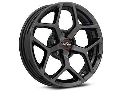 Race Star 95 Recluse Black Chrome Wheel - 17x4.5 (05-17 All)