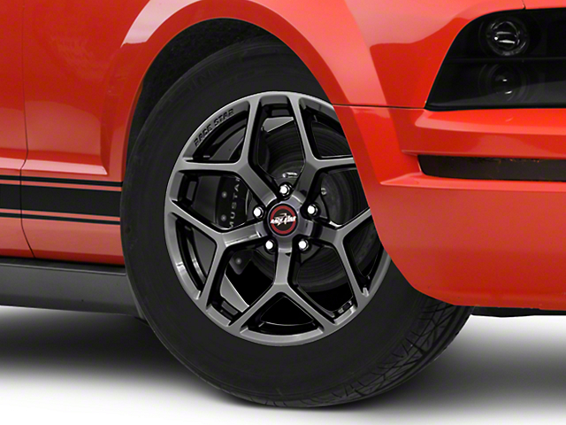 Race Star 95 Recluse Black Chrome Wheel - 17x4.5 (05-14 All)