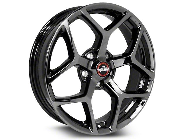 Race Star 95 Recluse Black Chrome Wheel - 17x7 (05-14 All)
