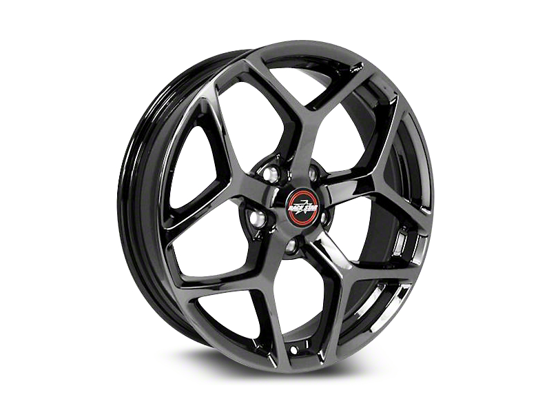 Race Star 95 Recluse Black Chrome Wheel - 18x10.5 (15-17 GT, EcoBoost, V6)