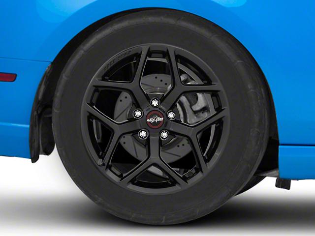 Race Star 95 Recluse Black Chrome Wheel; 18x8.5 (10-14 All)