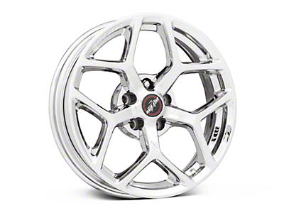 Race Star 95 Recluse Chrome Wheel - 17x4.5 (05-18 All)