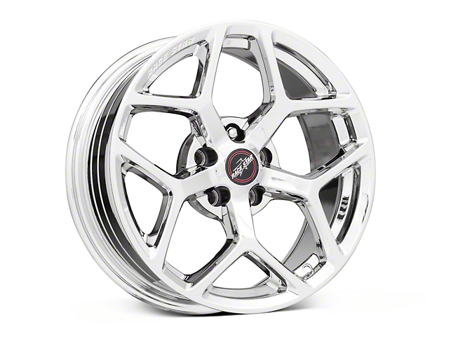 Race Star 95 Recluse Chrome Wheel - 17x7 (05-18 All)