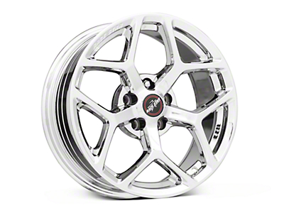 Race Star 95 Recluse Chrome Wheel - 17x7 (05-17 All)