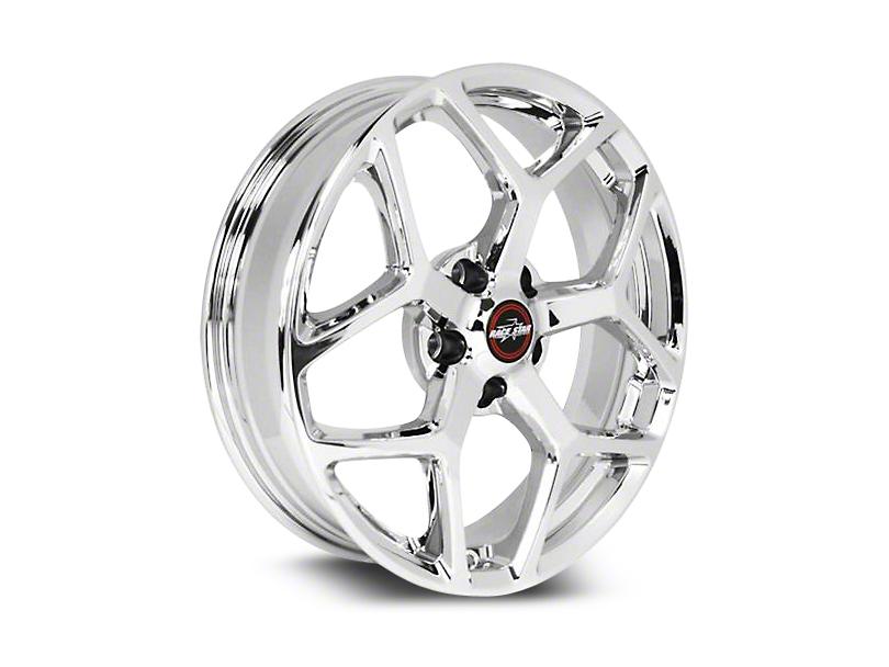 Race Star 95 Recluse Chrome Wheel - 18x8.5 (05-17 All)