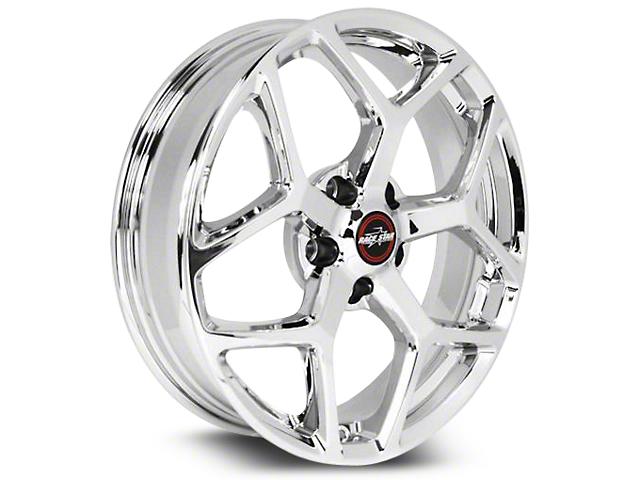 Race Star 95 Recluse Chrome Wheel - 18x8.5 (15-17 All)