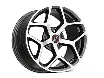 Race Star 95 Recluse Metalic Gray w/ Machined Face Wheel - 17x10.5 (05-19 All)
